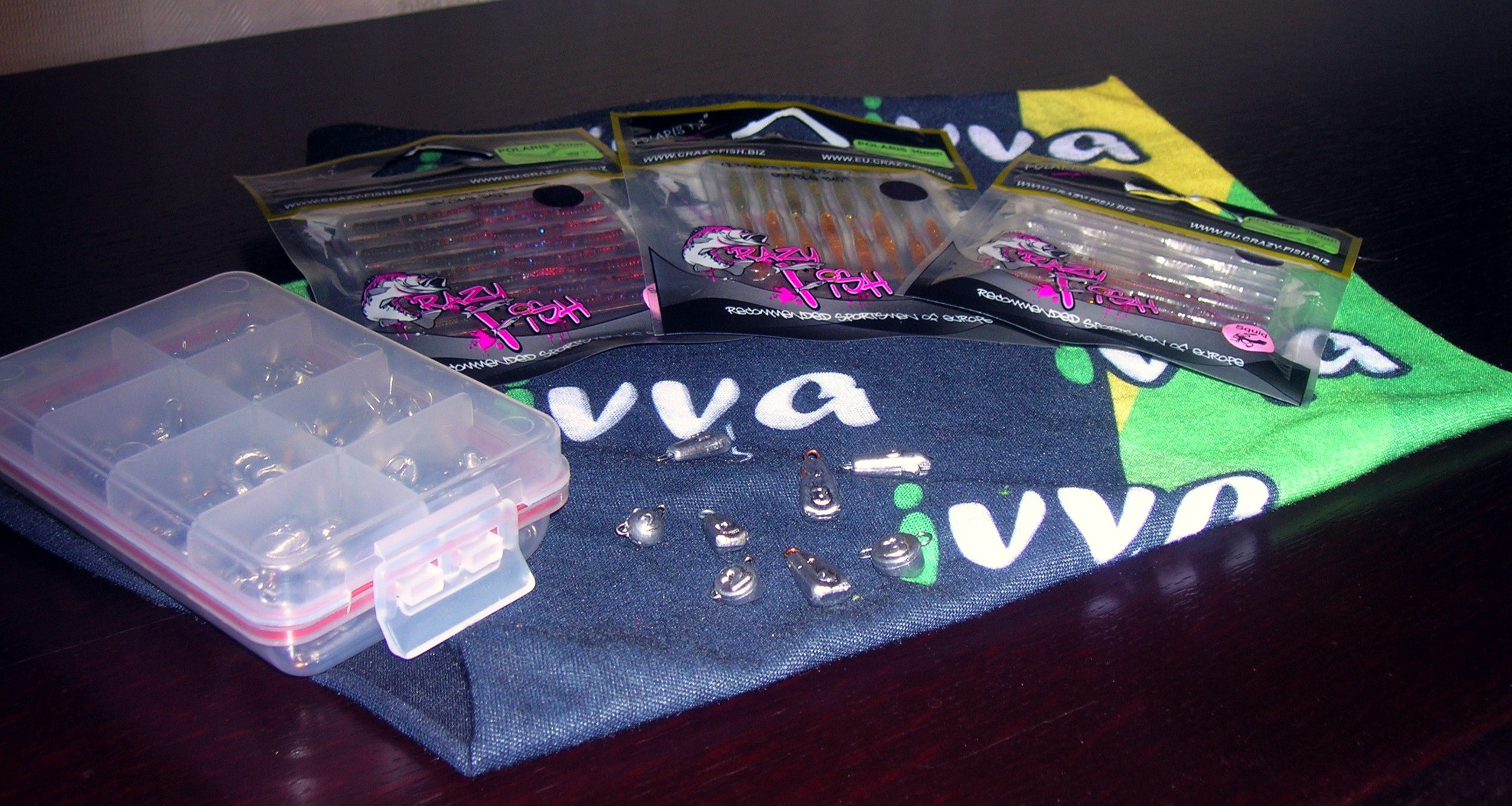 Розыгрыши от компании «IVVA»